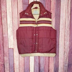 ✨Windcrest Vintage Puffer Vest sz M